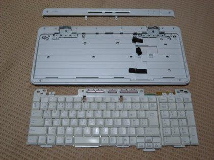 VAIO Type-M のキーボード分解2
