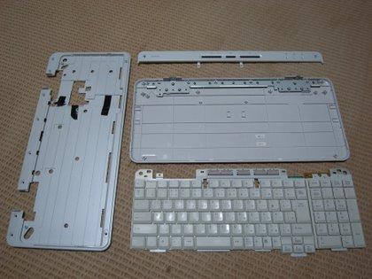 VAIO Type-M のキーボード分解3